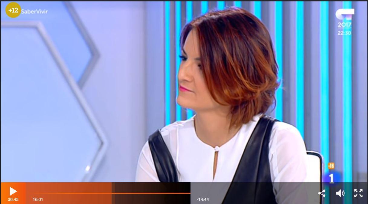 Pilar Conde en tve