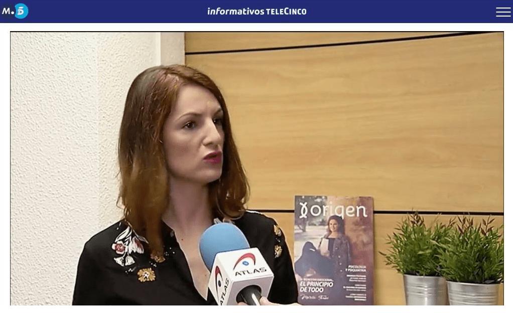 Pilar Conde en Telecinco hablando de las agresiones sexuales en grupo