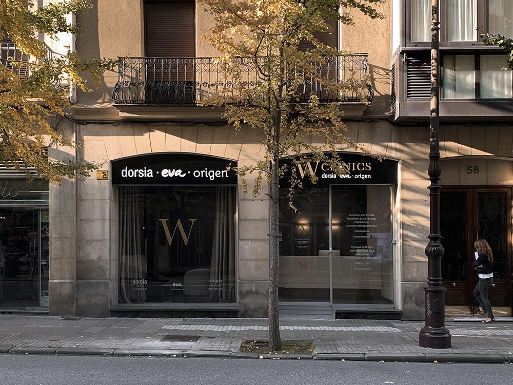 Clínica Origen Donostia – San Sebastián