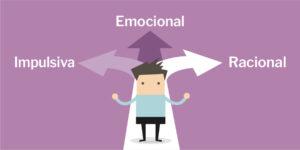 ¿Impulsivo, emocional o racional?